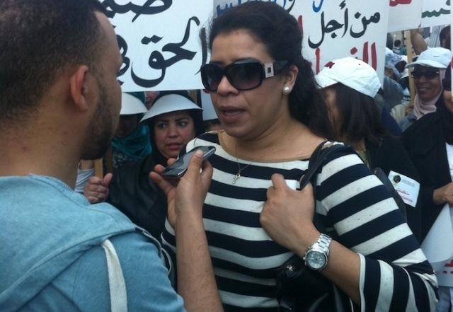 برلماني يتهم وزيرا مغربيا بالتحرش داخل البرلمان
