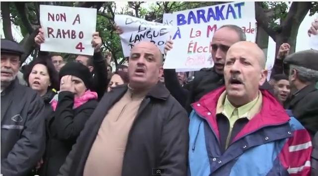 الجزائر: حركة بركات لن تعترف بالرئيس المقبل