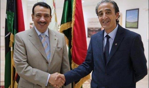 أنباء عن مغادرة السفير السعودي بليبيا بسبب الأوضاع الأمنية