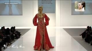 أزياء مميزة للمرأة العربية بتصاميم شرقية