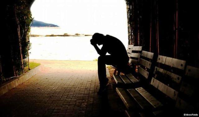 الاكتئاب يزيد خطر الاصابة بالنوبات القلبية