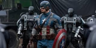 Captain America  ما يزال يتصدر شباك التذاكر الأمريكية