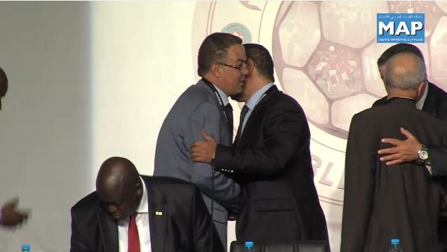 رسميا..لقجع رئيسا للجامعة المغربية لكرة القدم