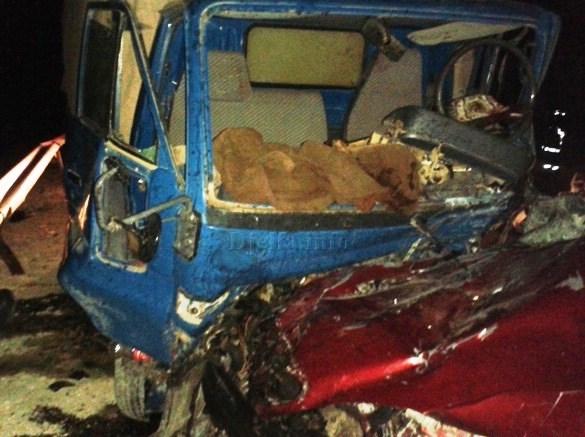 خمس قتلى في حوادث سير بالطريق الوطني لمدينة الجلفة