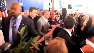 بالفيديو .. السفير الأمريكي لدى المغرب يتدخل لتصحيح خطأ فادح ارتكبه بنكيران