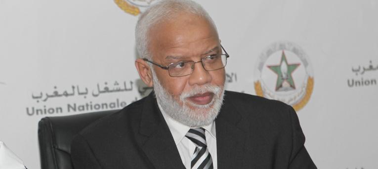 الاتحاد الوطني للشغل بالمغرب يطالب الحكومة بتنفيذ ما تبقى من اتفاق ابريل2011