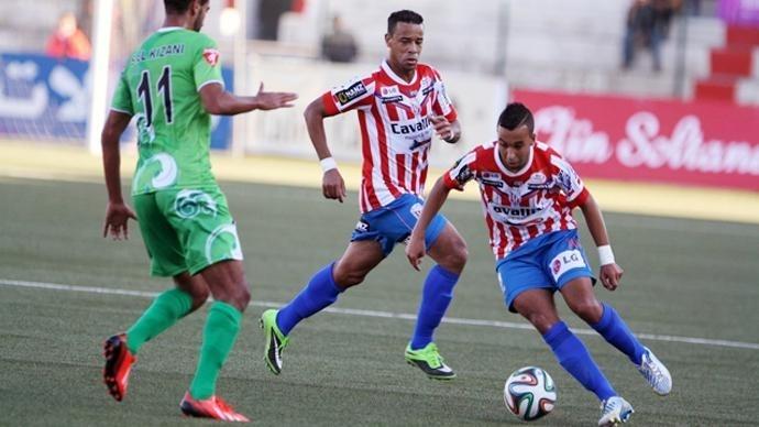 المغرب التطواني يحقق نصرا غاليا على النادي القنيطري