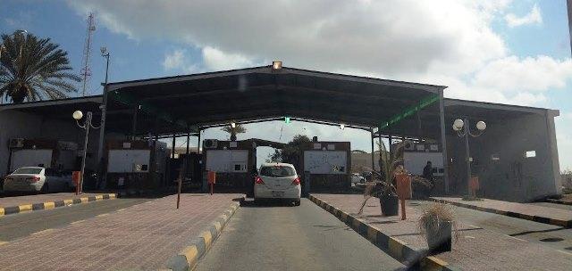 اتفاق ليبي تونسي على فتح المعبر الحدودي