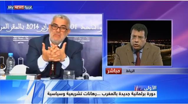 عن الدورة البرلمانية بالمغرب