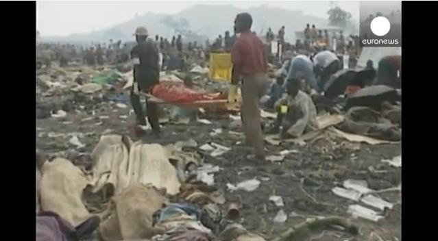 إحياء ذكرى الإبادة العنصرية في رواندا