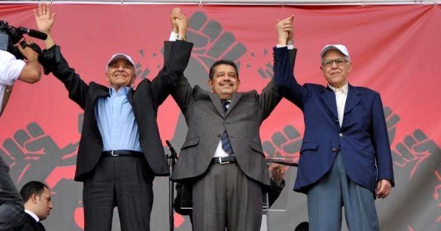 فاتح ماي يعيد عباس الفاسي إلى الظهور من جديد