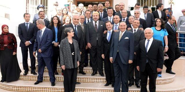 العاهل المغربي  يدشن مشاريع جديدة في الدار البيضاء للنهوض بالعمل الاجتماعي