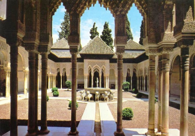 فنانون إسبان يحتفون بالتراث الاسلامي بالرباط