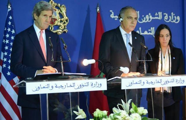كيري: نتابع  باهتمام انفتاح المغرب على افريقيا بقيادة الملك محمد السادس