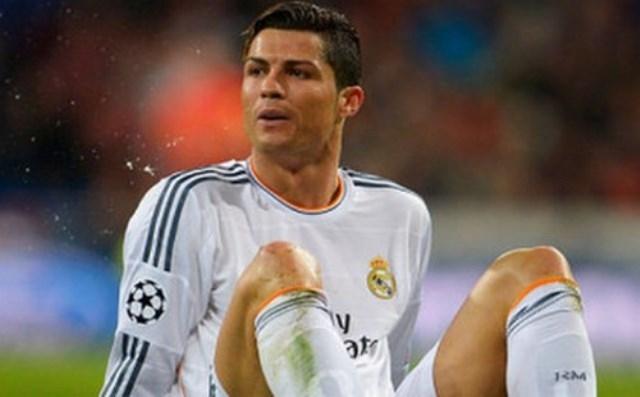 رونالدو يغيب عن تدريبات ريال مدريد