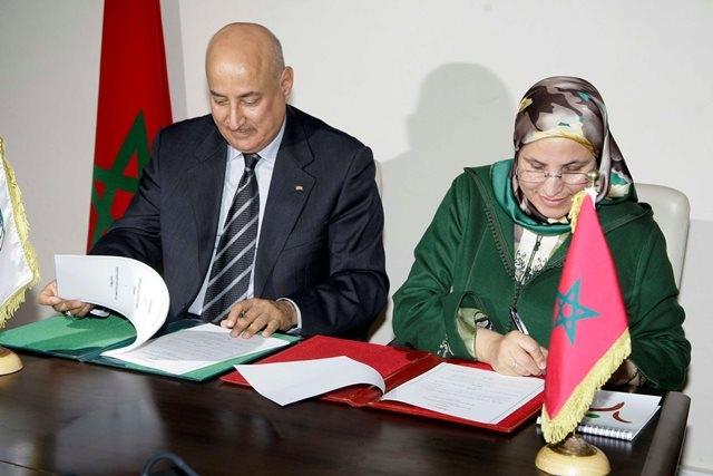 وزارة التضامن توقع اتفاقية تعاون مع المنظمة الإسلامية للتربية والعلوم والثقافة