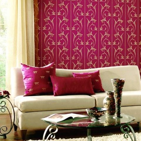 اخطاء تجنبيها عند اختيار ورق الحائط لديكور منزلك
