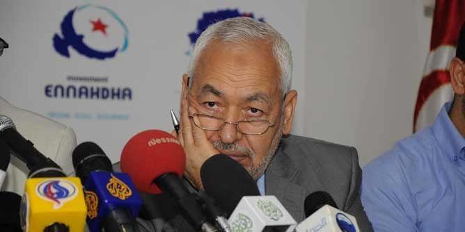الغنوشي يدعو إلى حوار وطني لتجاوز أزمة تونس الاقتصادية