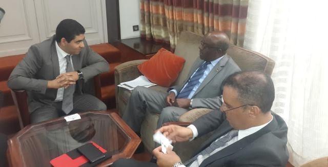 بنسعيد: توطيد  التعاون  مع الدول الإفريقية