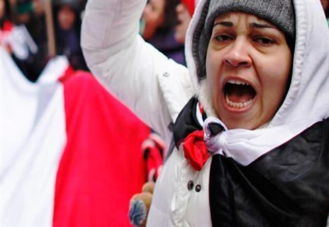 تجمع عربي نسائي لدراسة وضع المرأة بالقاهرة