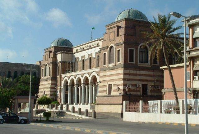 احتياط البنك المركزي الليبي من عملات الأجنبية يكفي لأربعين شهرا