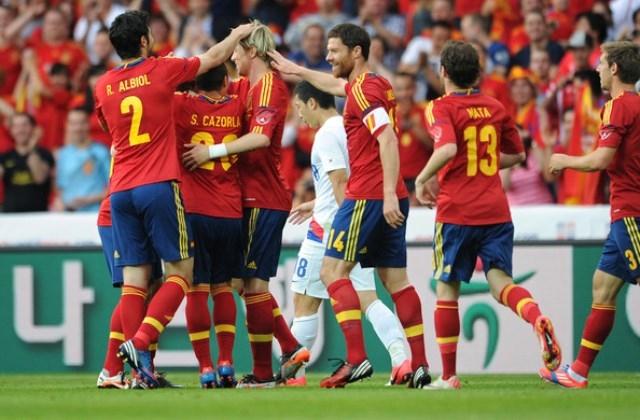 إسبانيا وألمانيا والبرتغال في صدارة تصنيف الفيفا