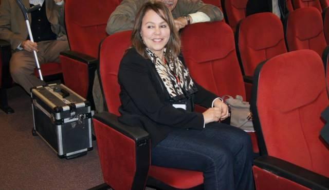 بشرى حجيج أول امرأة مغربية تترأس جامعة ملكية رياضية