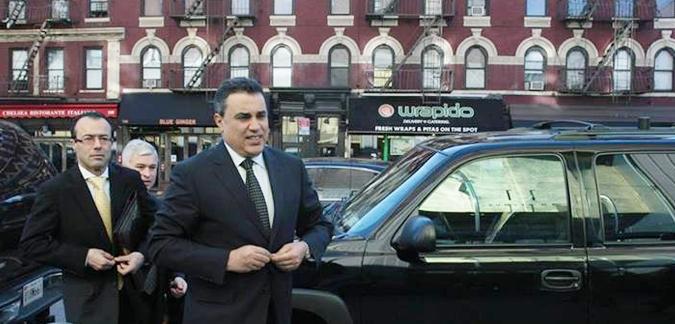 مهدي جمعة يستعرض حصيلة زيارته لواشنطن