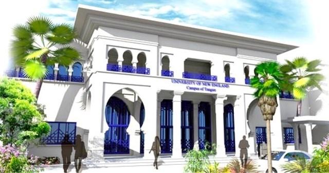 افتتاح فرع لجامعة