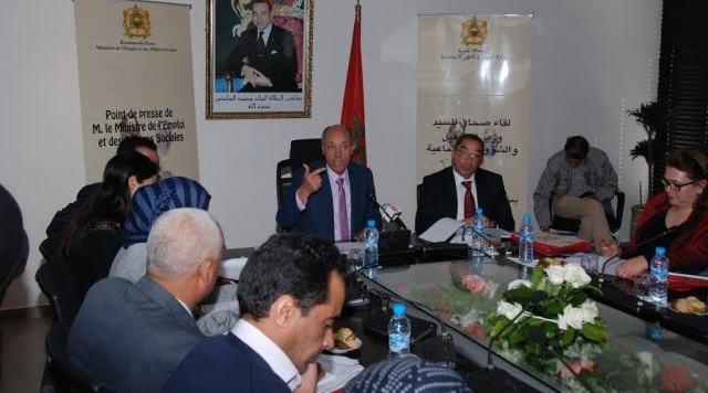 وزير التشغيل المغربي: متفائل بنتائج جلسات الحوار الاجتماعي