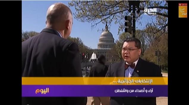 الانتخابات الجزائرية بعيون أمريكية