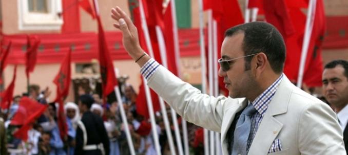 العاهل المغربي يبدأ زيارة للداخلة