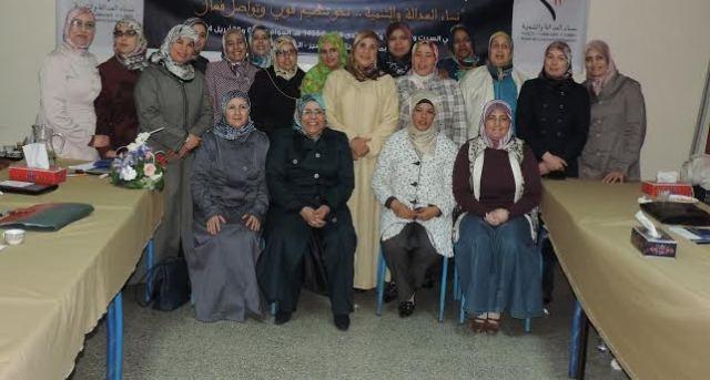 منظمة نسائية تطالب بالمزيد من التمكين السياسي للمرأة المغربية