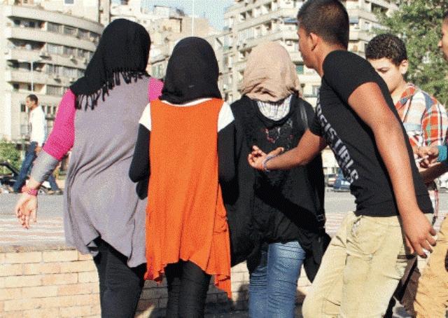 تقرير حقوقي: وباء العنف الجنسي بمصر مستمر