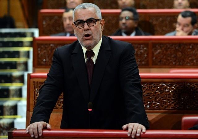 بنكيران يهدد بالاستقالة إذا فاز غلاب برئاسة مجلس النواب