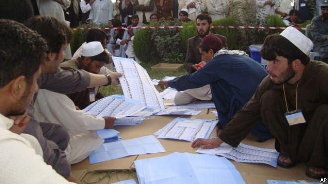 انتخابات أفغانستان: اقبال كبير على التصويت