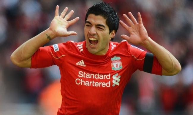 سواريز يطمح للقب الهداف والظفر الدوري مع ليفربول