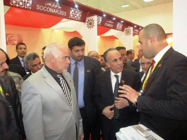 نحو تعزيز العلاقات التجارية المغربية الليبية