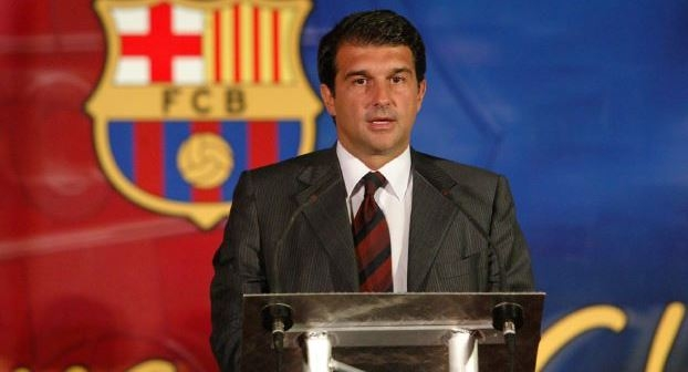 لابورتا: الفيفا كان حازماً أكثر من اللازم مع برشلونة