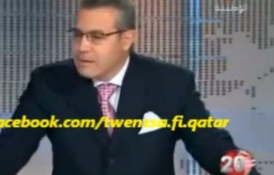 وزير الفلاحة التونسي يعترف بـ دولة اسرائيل الشقيقة