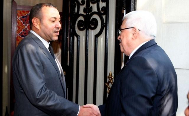 العاهل المغربي يبارك للفلسطينيين توصلهم إلى اتفاق يهم المصالحة الوطنية
