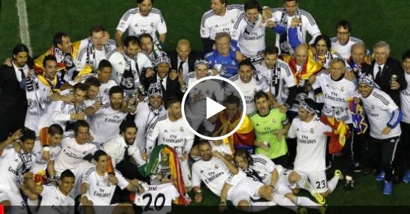 برشلونة و ريال مدريد 1-2