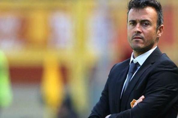 برشلونة تختار المدرب لويس إنريكي