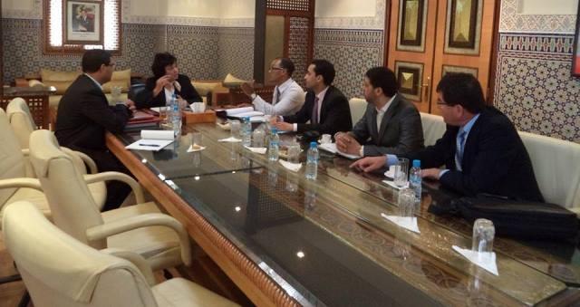 ممثلو موظفي الغرف المهنية يعرضون مشاكلهم واهتماماتهم أمام وزيرة الصناعة التقليدية