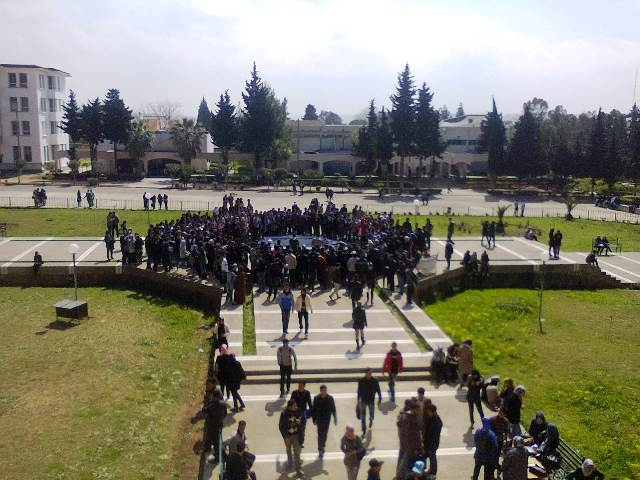أربع طلبة متابعين بتهمة القتل العمد للطالب الحسناوي