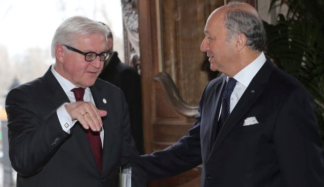 وزيرا الخارجية الفرنسي والالماني يزوران تونس يومي 24 و25 أبريل