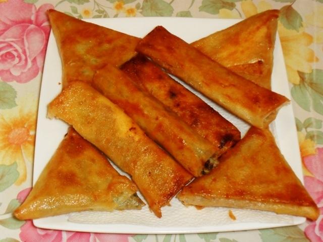 وصفة البوراك الجزائري