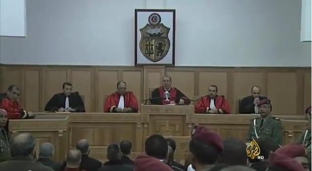 أحكام القضاء العسكري تخلق الجدل في تونس
