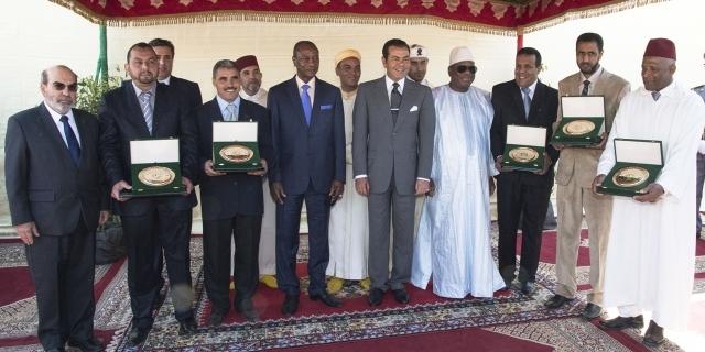 الأمير مولاي رشيد يترأس بمكناس افتتاح المعرض  الدولي للفلاحة
