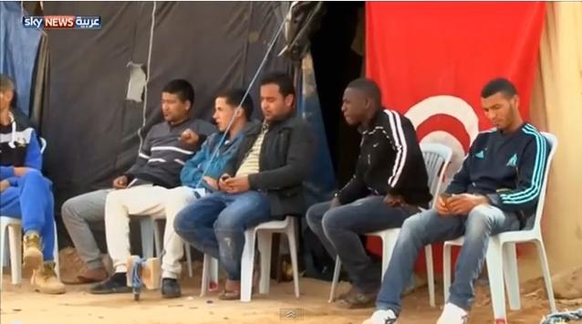 شبح البطالة يؤرق التونسيين